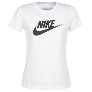 Îmbracaminte Femei Tricouri mânecă scurtă Nike NIKE SPORTSWEAR Alb