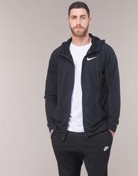 Îmbracaminte Bărbați Hanorace  Nike MEN'S NIKE DRY TRAINING HOODIE Negru