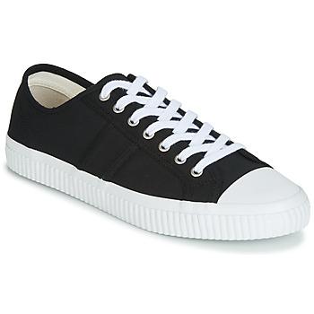 Încăltăminte Bărbați Pantofi sport Casual Jim Rickey TROPHY Negru / Alb
