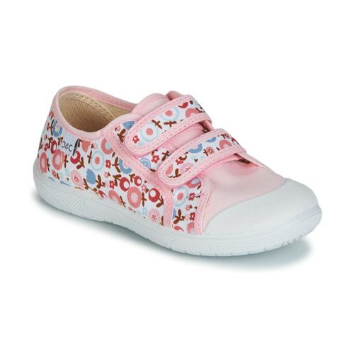 Pantofi Fete Pantofi sport Casual Citrouille et Compagnie JORIPALE Roz / Roșu