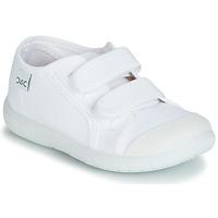 Pantofi Copii Pantofi sport Casual Citrouille et Compagnie JODIPADE Alb