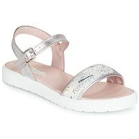 Pantofi Fete Sandale și Sandale cu talpă  joasă Citrouille et Compagnie JIMINITE Roz / LibelulĂ