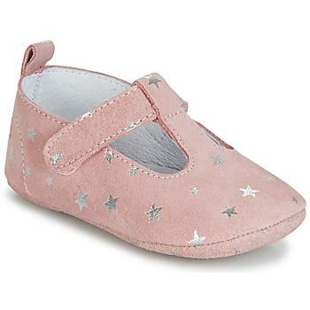 Pantofi Fete Papuci de casă Citrouille et Compagnie JARI Roz
