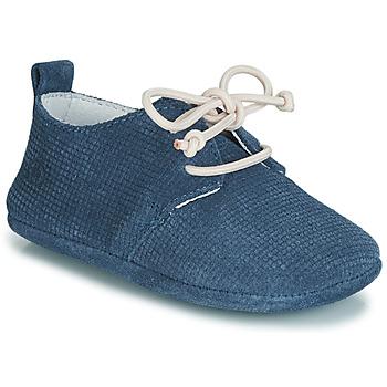 Pantofi Băieți Papuci de casă Citrouille et Compagnie JATATA Albastru