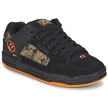 Pantofi Bărbați Pantofi sport Casual Globe TILT Negru / Portocaliu
