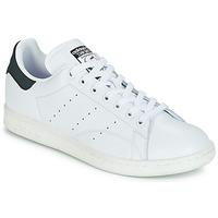 Încăltăminte Pantofi sport Casual adidas Originals STAN SMITH Alb / Negru