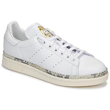 Pantofi Femei Pantofi sport Casual adidas Originals STAN SMITH NEW BOLD Alb