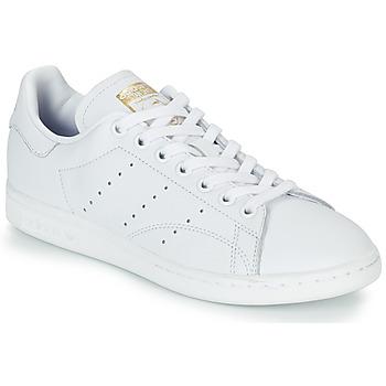 Încăltăminte Femei Pantofi sport Casual adidas Originals STAN SMITH W Alb