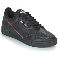 Încăltăminte Pantofi sport Casual adidas Originals CONTINENTAL 80 Negru