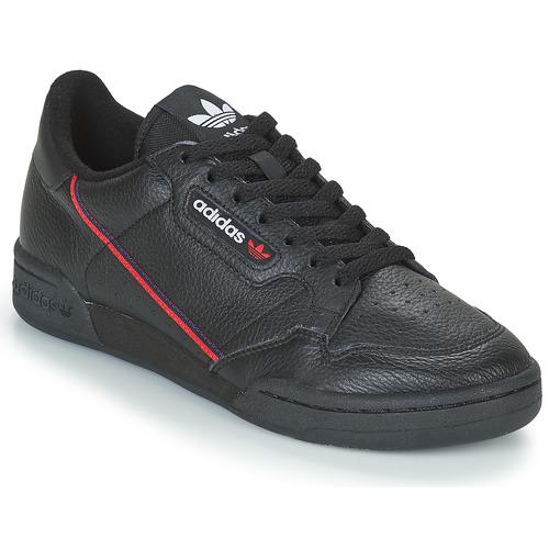 Pantofi Pantofi sport Casual adidas Originals CONTINENTAL 80 Negru