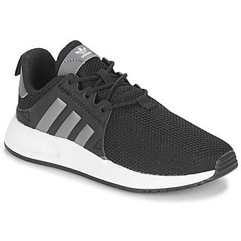 Încăltăminte Băieți Pantofi sport Casual adidas Originals X_PLR C Negru