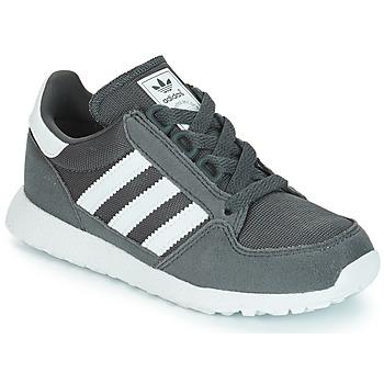 Încăltăminte Copii Pantofi sport Casual adidas Originals OREGON Gri