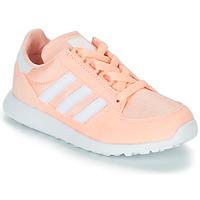 Încăltăminte Fete Pantofi sport Casual adidas Originals OREGON Roz