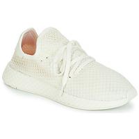 Încăltăminte Pantofi sport Casual adidas Originals DEERUPT RUNNER Alb