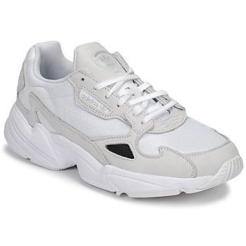 Încăltăminte Femei Pantofi sport Casual adidas Originals FALCON W Alb