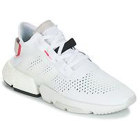 Încăltăminte Bărbați Pantofi sport Casual adidas Originals P.O.D Alb