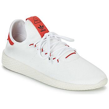 Pantofi Pantofi sport Casual adidas Originals PW TENNIS HU Alb / Roșu