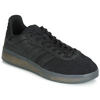 Încăltăminte Bărbați Pantofi sport Casual adidas Originals SAMBA RM Negru