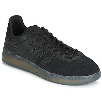 Pantofi Bărbați Pantofi sport Casual adidas Originals SAMBA RM Negru