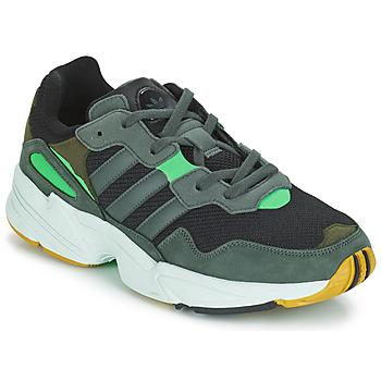 Pantofi Bărbați Pantofi sport Casual adidas Originals YUNG 96 Gri / Verde