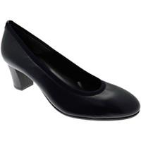 Pantofi Femei Pantofi cu toc Soffice Sogno SOSO8411bl blu
