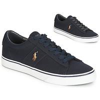 Pantofi Bărbați Pantofi sport Casual Polo Ralph Lauren SAYER Albastru