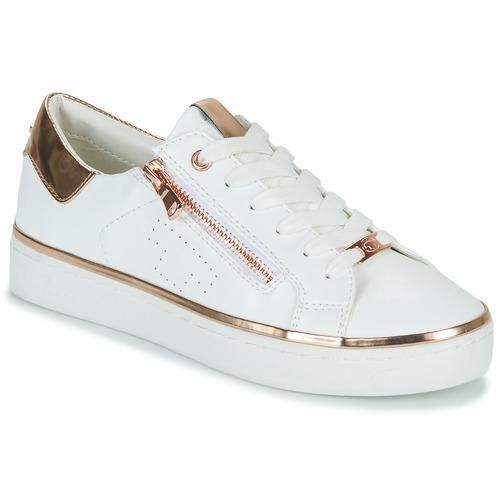 Pantofi Femei Pantofi sport Casual Tom Tailor 6992603-WHITE Alb