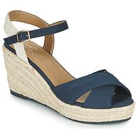 Pantofi Femei Sandale  Tom Tailor 6990101-NAVY Albastru