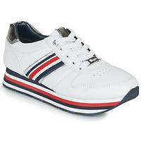 Încăltăminte Femei Pantofi sport Casual Tom Tailor 6995501-WHITE Alb