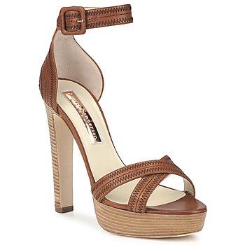 Pantofi Femei Sandale și Sandale cu talpă  joasă Rupert Sanderson KOOMELA Maro