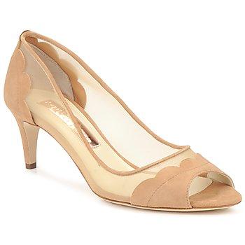 Pantofi Femei Pantofi cu toc Rupert Sanderson CLARET Bej