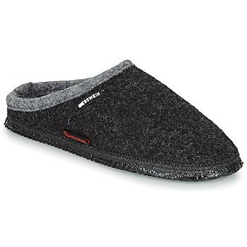 Pantofi Papuci de casă Giesswein DANNHEIM Antracit