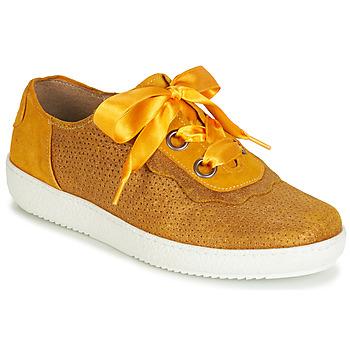 Pantofi Femei Pantofi sport Casual Casta HUMANA Galben / Auriu