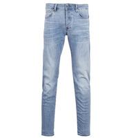 Îmbracaminte Bărbați Jeans slim G-Star Raw 3302 SLIM Albastru / Indigo / Aged