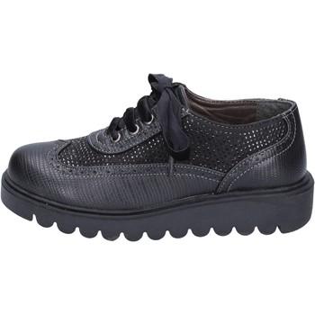 Pantofi Fete Pantofi Derby Didiblu BT344 Negru