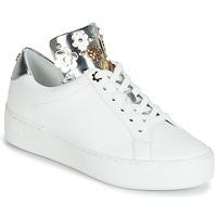 Pantofi Femei Pantofi sport Casual MICHAEL Michael Kors MINDY Alb