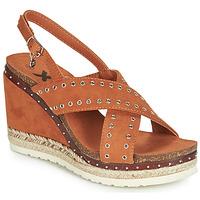 Pantofi Femei Sandale  Xti 48922 Coniac