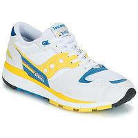 Pantofi Bărbați Pantofi sport Casual Saucony Azura Alb / Galben / Albastru