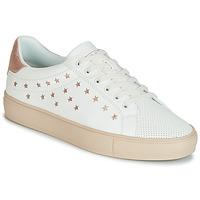 Pantofi Femei Pantofi sport Casual Esprit Colette Star LU Alb / Roz / Gold