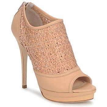 Încăltăminte Femei Pantofi cu toc Jerome C. Rousseau ELLI WOVEN Nude