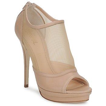 Pantofi Femei Botine Jerome C. Rousseau ELLI MESH Nude