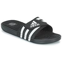 Pantofi Șlapi adidas Performance ADISSAGE Negru / Alb