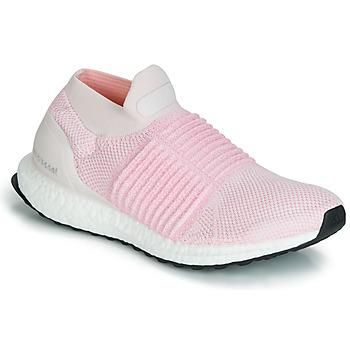 Pantofi Femei Trail și running adidas Performance ULTRABOOST LACELESS Roz