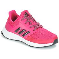 Pantofi Fete Trail și running adidas Performance RAPIDARUN K Roz