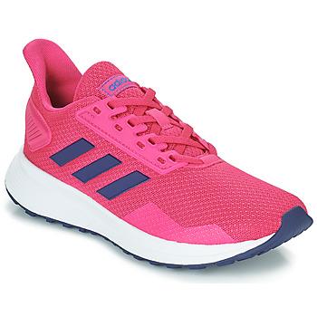 Pantofi Fete Trail și running adidas Performance DURAMO 9 K Roz