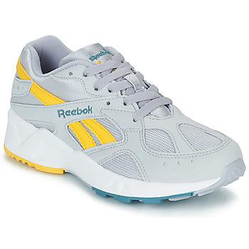 Încăltăminte Bărbați Pantofi sport Casual Reebok Classic AZTREK Gri / Galben