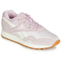 Pantofi Femei Pantofi sport Casual Reebok Classic RAPIDE Roz