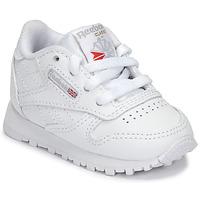 Pantofi Copii Pantofi sport Casual Reebok Classic CLASSIC LEATHER Alb