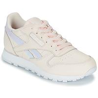 Pantofi Fete Pantofi sport Casual Reebok Classic CLASSIC LEATHER Roz