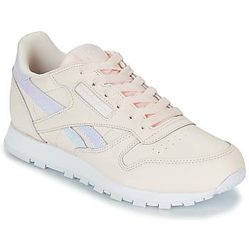 Încăltăminte Fete Pantofi sport Casual Reebok Classic CLASSIC LEATHER Roz